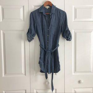 {anthropologie} cloth & stone tunic